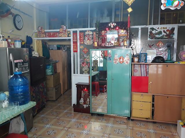 Bán căn hộ chung cư Đề Thám phường Cô Giang quận 1 giá rẻ