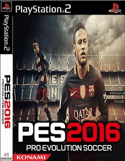 Download - PRO EVOLUTION SOCCER 2016 (PS2)