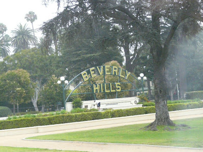 visite de Beverly Hills Los Angeles