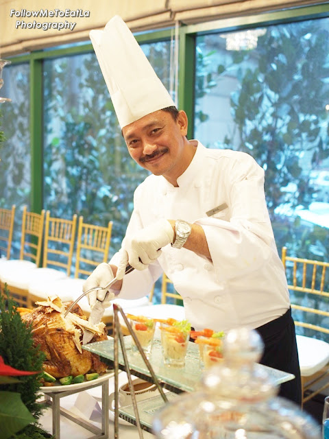 Chef De Cuisine, Chef Aris Of The Ritz-Carlton Kuala Lumpur