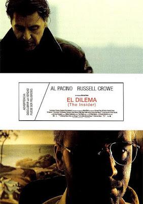 The Insider 1999 DVD R1 NTSC Latino