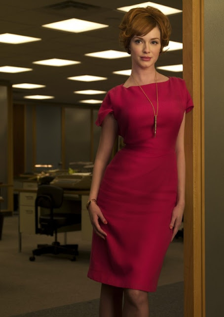 Mad Men, Joan, Torrid