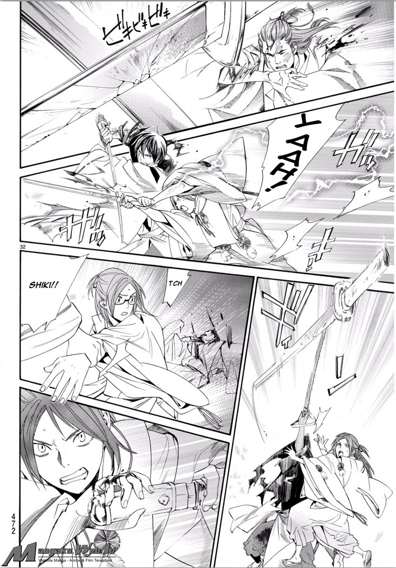 Noragami Chapter 67-30