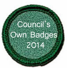girl scout council's own badges updated list