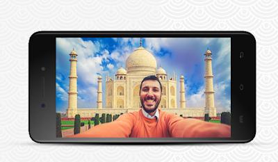 Micromax Bharat 5 Plus with Big 5,000mAh battery Budget Smartphone Coming soon 3