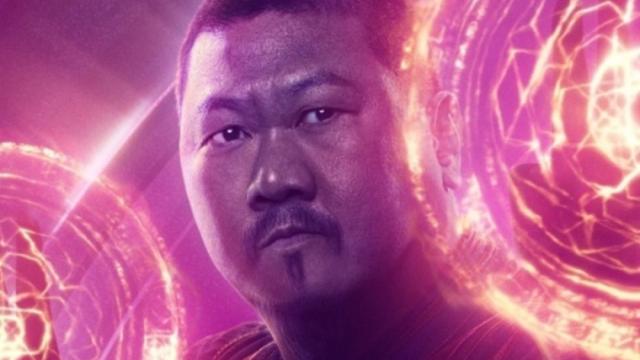 """Quem assistiu Guerra Infinita deve se lembrar que Wong, parceiro do Doutor Estranho, desapareceu após o estalo do Thanos, porém, parece que o personagem será um dos """"ressuscitado""""."""