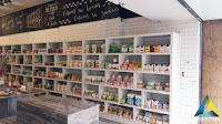 projeto arquitetura obra móveis expositores loja produtos naturais orgânicos