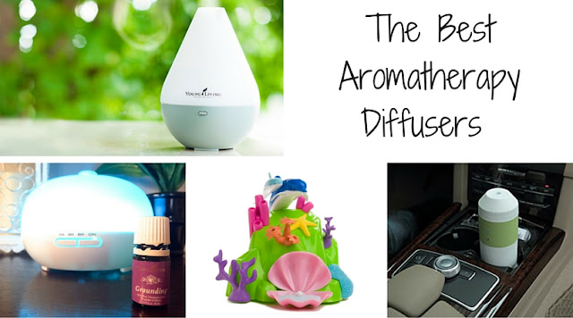 Top 5 essential oil diffusers for every ocassion