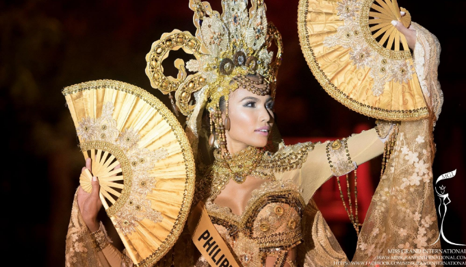 WinWyn Marquez's National Costume will be an Edwin Uy