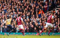West Ham United vs Arsenal 3-3 Video Gol & Highlights
