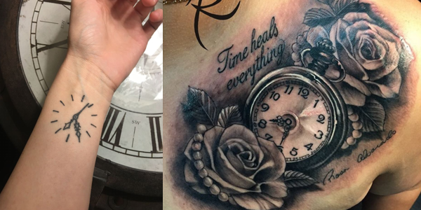 Lost time is never found again | Tattoos | Pinterest ... |Lost Time Tattoo Ideas