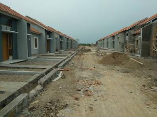 Gambar type perumahan subsidi Pangauban Silih Asih