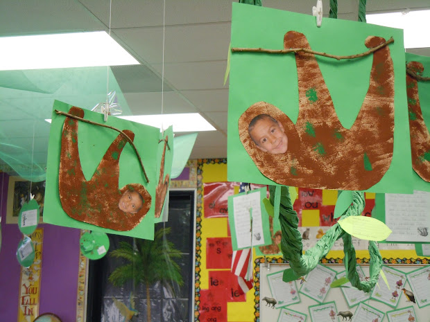 Rainforest Crafts For Preschoolers - Year of Clean Water