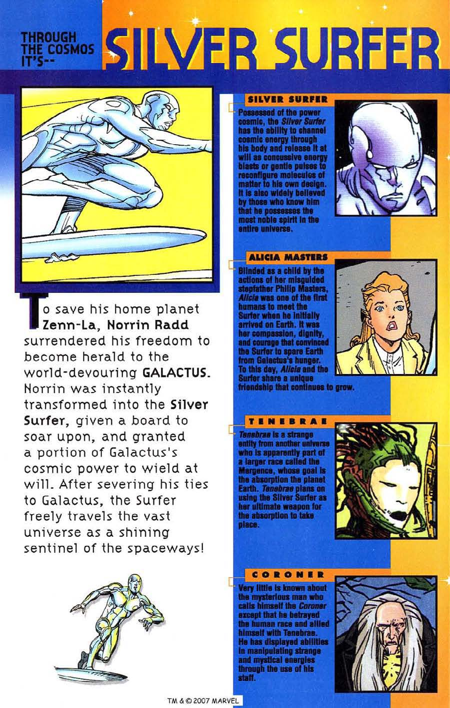 Read online Silver Surfer (1987) comic -  Issue #144 - 2