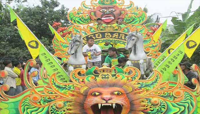 Ul-Dhaul atau Ul-Daul, Alat Musik Tradisional Dari Jawa Timur