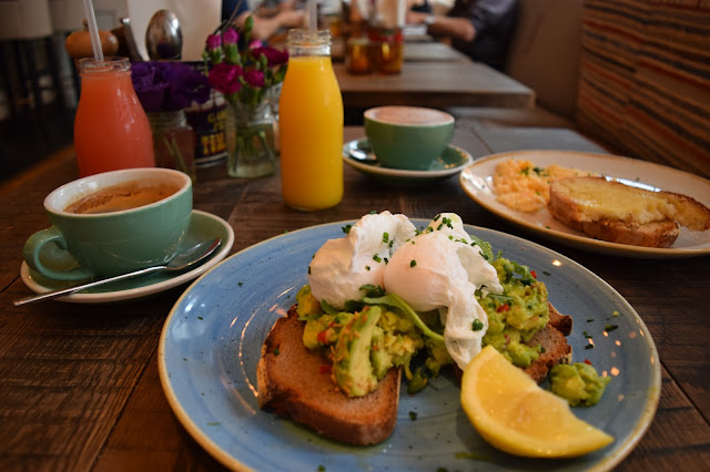 london's best breakfast hotel
