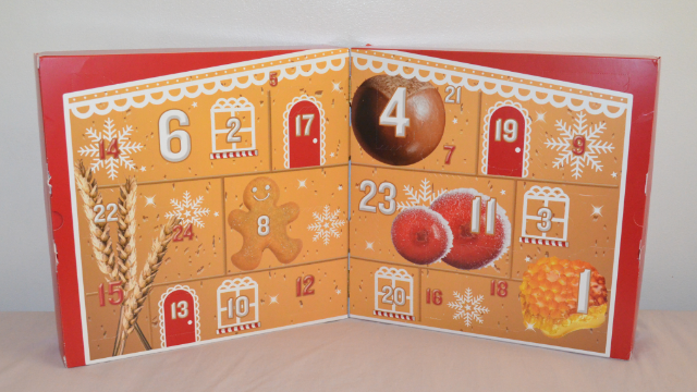The body shop 24 days of joy advent calendar