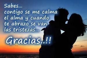 Frases Gracias A Ti Mi Amor