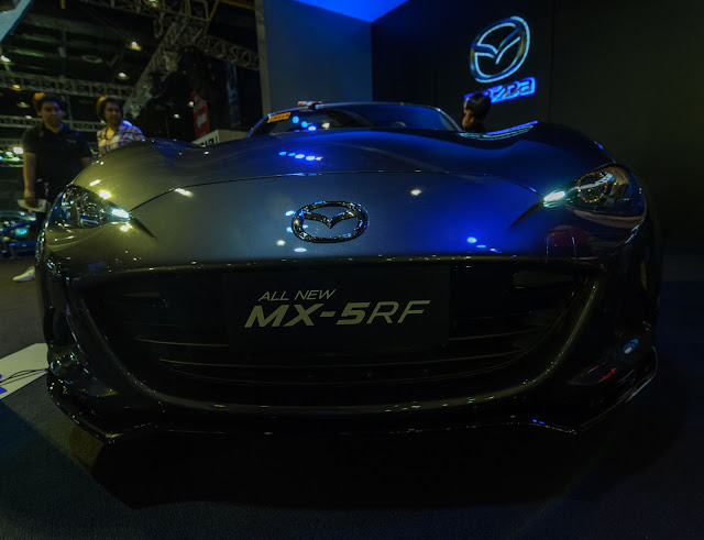 2017 Mazda MX-5 Miata RF Manila International Car Show 2017 World Trade Center Philippines #mias2017 #mazda #mazdamx5rf #mazdamiataRFmx5 #mazdamiata2017 #mazadamiata