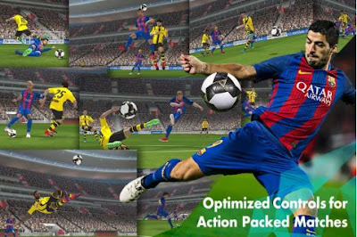 PES 2017 Apk Mod + OBB Latest Version