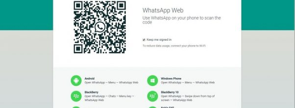Whatsapp untuk PC atau Laptop
