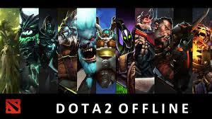 Dota 2 Offline Full Version for PC