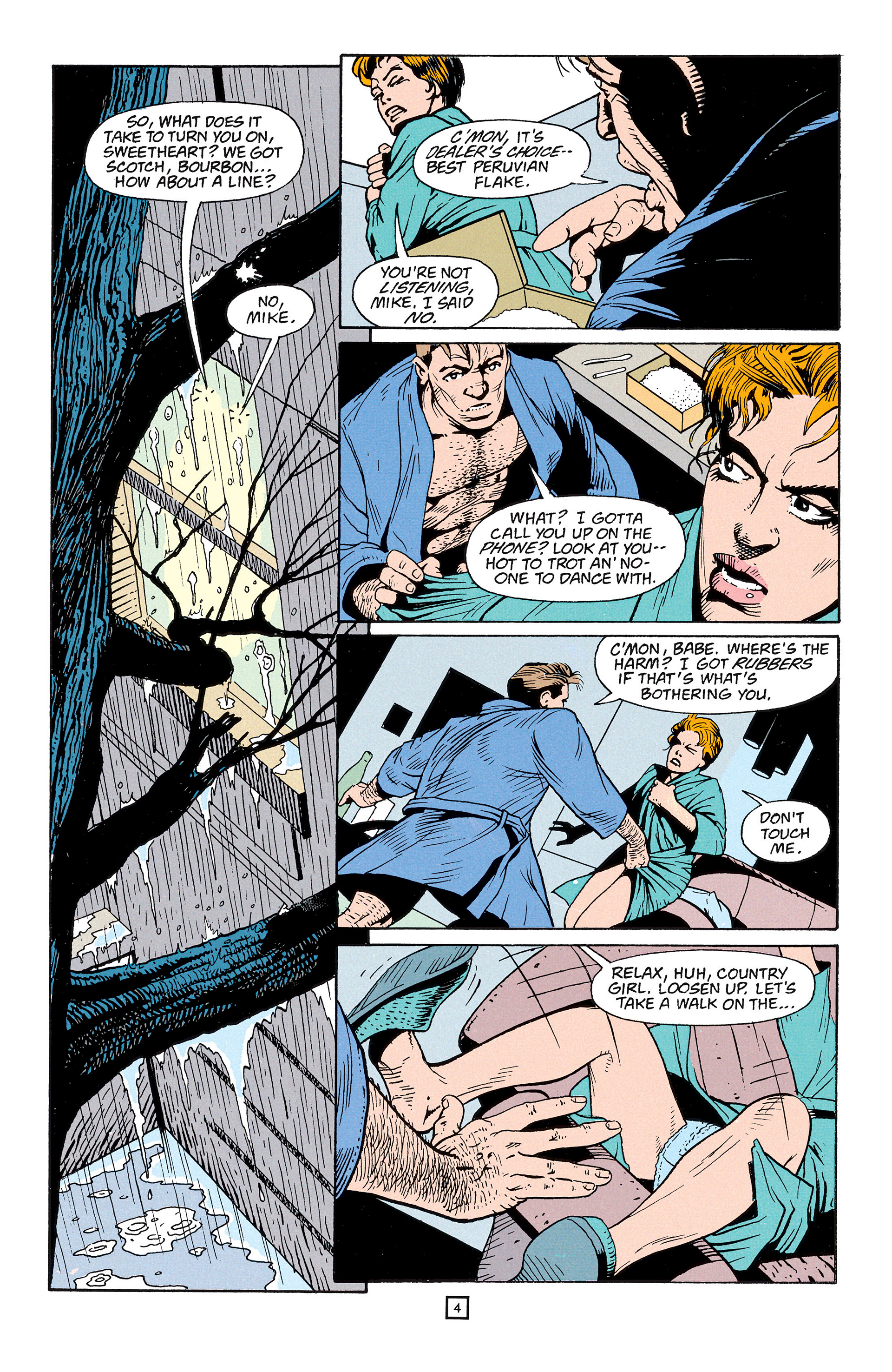 Read online Animal Man (1988) comic -  Issue #58 - 5