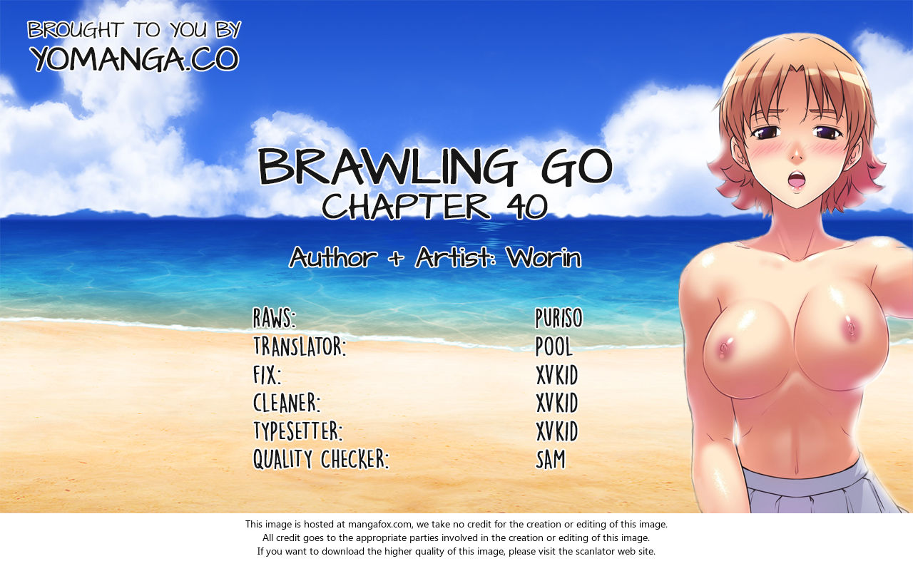 Brawling Go - Chapter 41