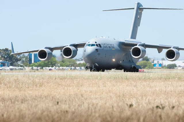 BOEING RECEIVES C17 TRAINING CONTRACT FROM UAE