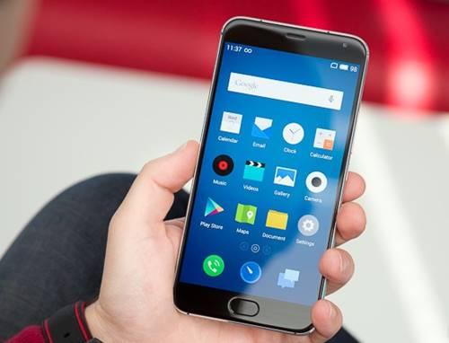 Meizu Pro 5 tem uma bateria que dura 15h