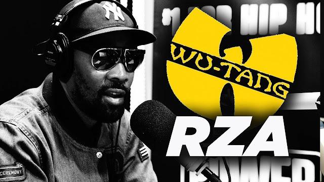 RZA revela que vai ser produzido uma série sobre o WU-Tang Clan