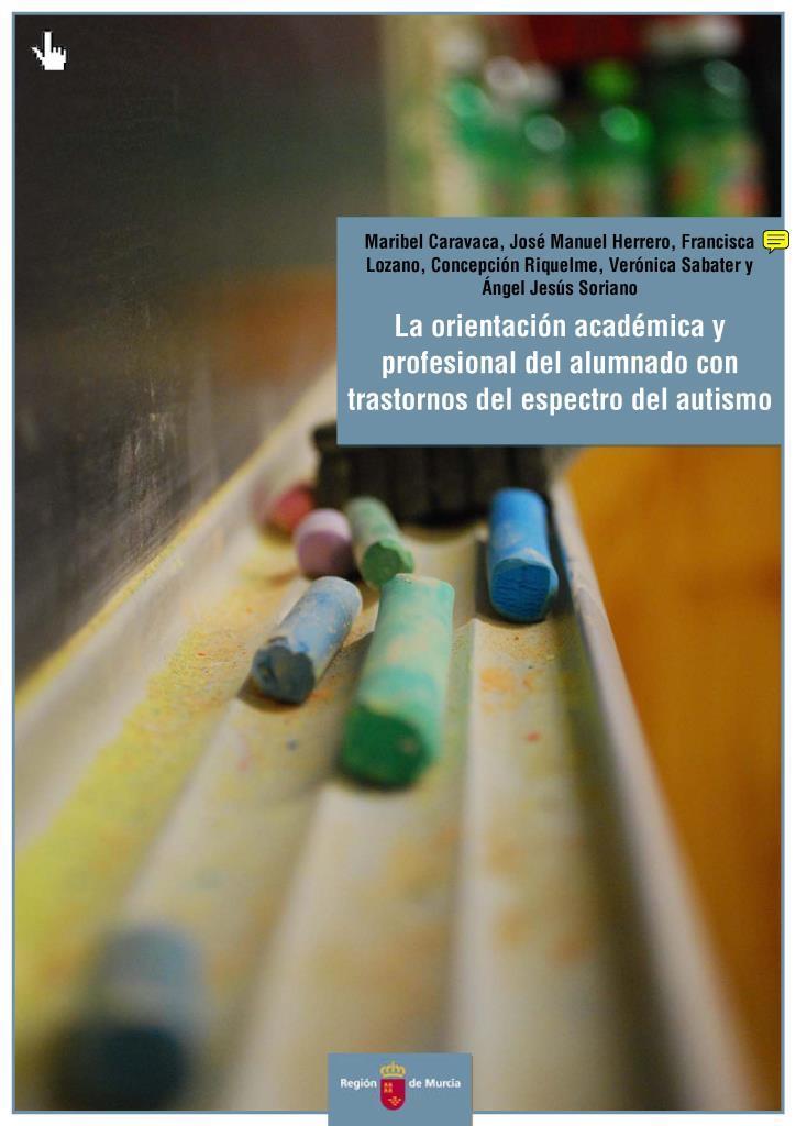La orientación académica y profesional del alumnado con trastornos del espectro del autismo