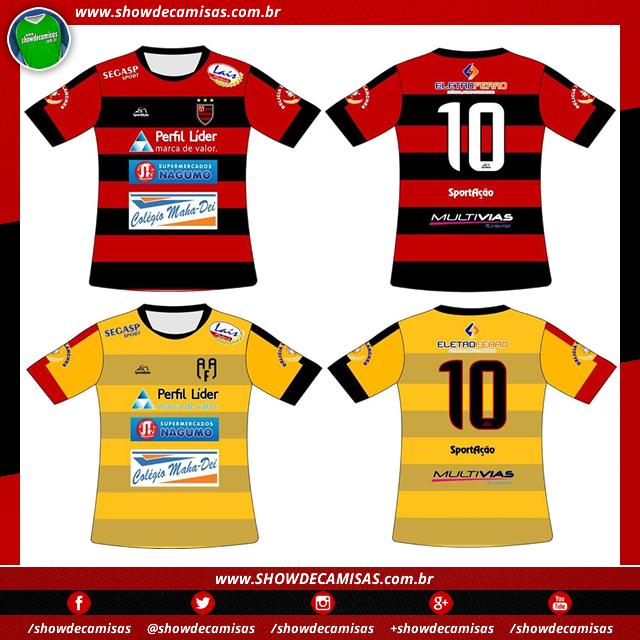 SportAção divulga as novas camisas do Flamengo de Guarulhos - Show ... 5f4c1f2da755d