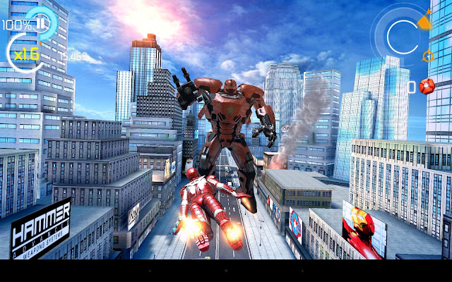iron man 3 for android