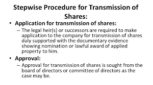 Procedure-for-Transmission-of-Shares