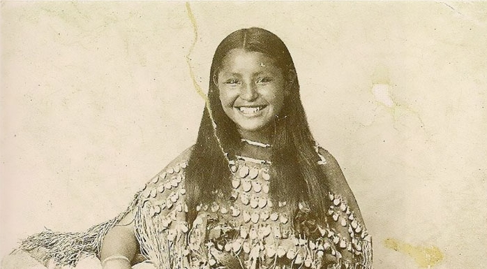 List of Synonyms and Antonyms of the Word: native american beauty