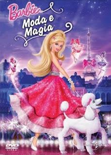 Barbie: Moda e Magia – Dublado