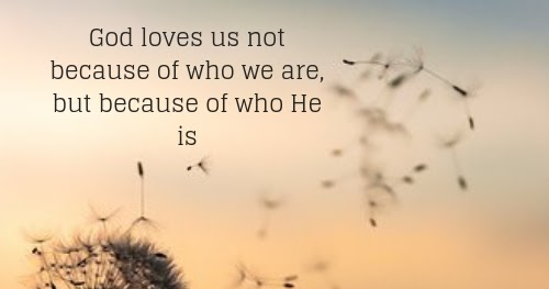 Bible Quotes, Verses, Prayers, Stories & More: The Daily Grace - Why Me?