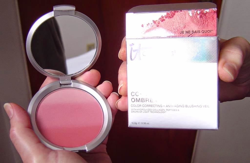 IT Cosmetics Your Most Radiant You! CC+ Ombre Color Correcting Blushing Veil
