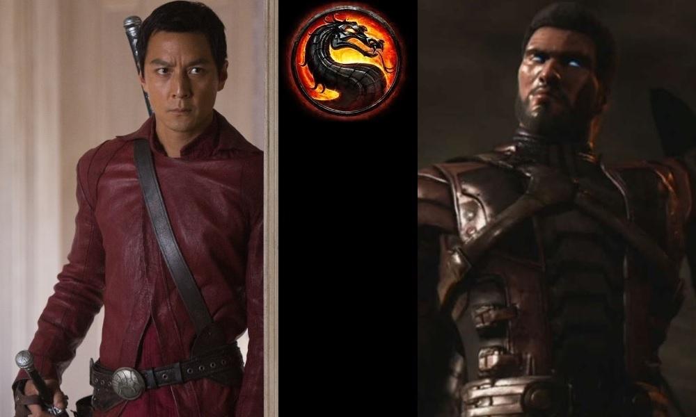 The Blog of Bob Garlen: Mortal Kombat Trilogy Fan Cast