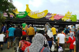 Taman Buah Mekarsari Bogor