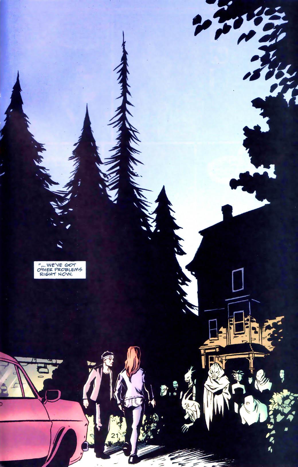 Read online Midnight, Mass comic -  Issue #3 - 23