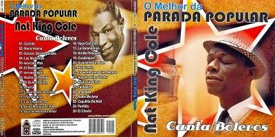O Melhor da Parada Popular Nat King Cole CD 2014