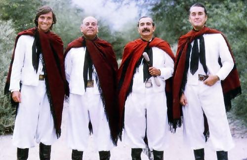 Los Chalchaleros - A Que Volver
