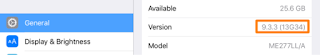 كيفية عمل ريستور و البقاء على نفس الإصدار ios 9.3.3