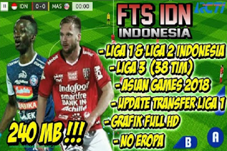 FTS IDN Indonesia Edition by Aaf Azril Full League