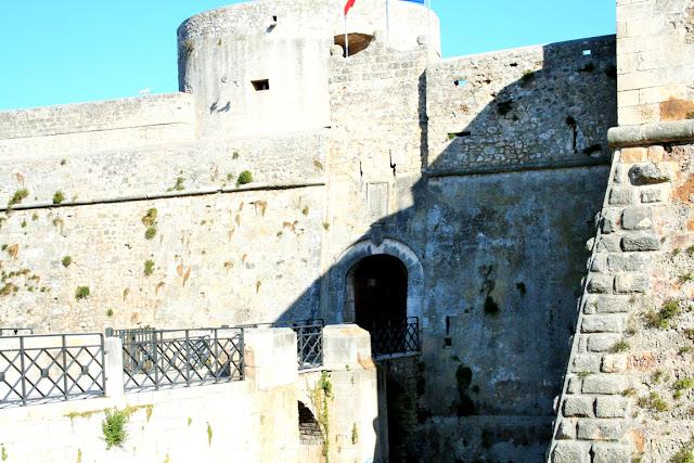 castello, cielo, monumento, visitare