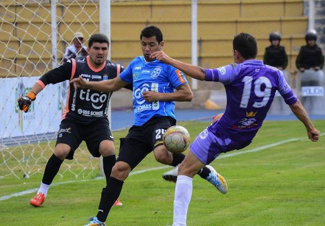 Real Potosí vs Blooming VER EN VIVO ONLINE por la fecha 22 del Fútbol Peruano 2019.