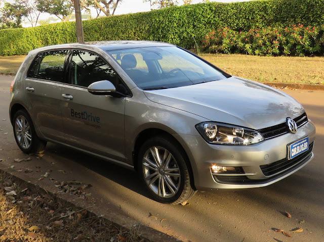 Volkswagen Golf 1.6 MSI Automático