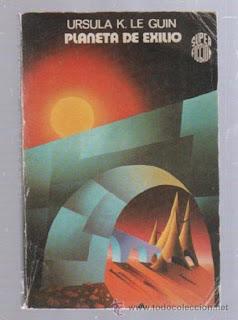 Planeta de exilio / Ursula Le Guin